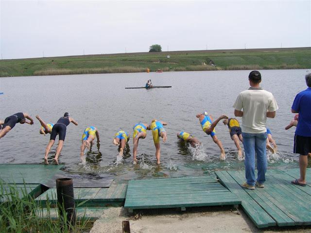 Триатлон Одесса