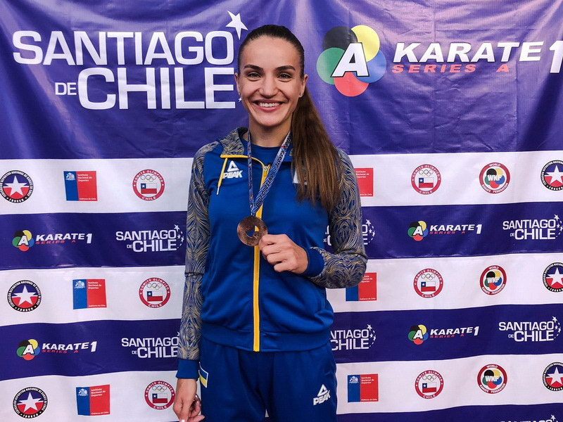 Stepashko bronze Chile 4