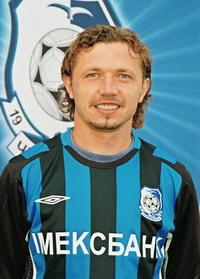 Андрей Корнев (фото официального сайта ФК Черноморец)