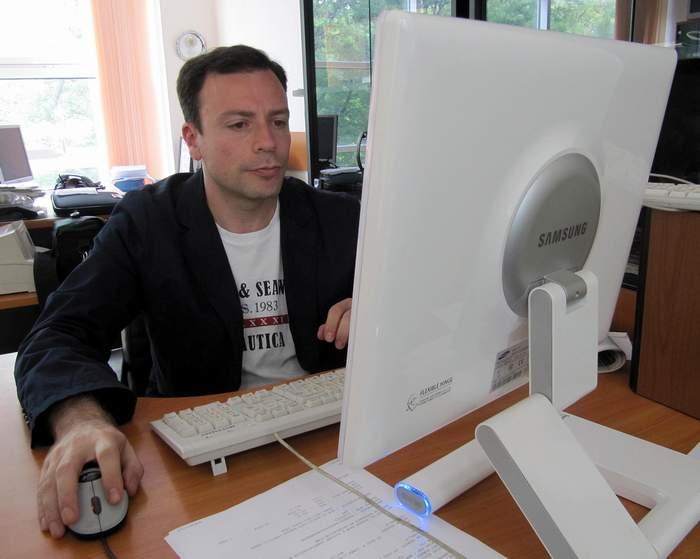 Игорь Рабинер в редакции Одесса-Спорт