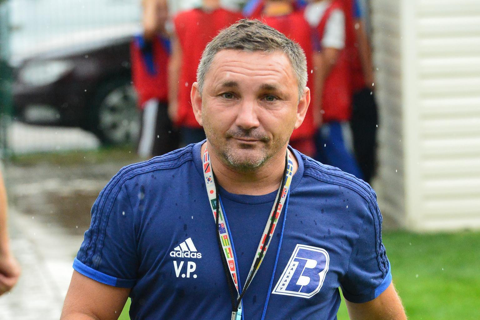 Полтавец: «Балканы» 40 минут играли вдесятером против команды, которая рвется в Премьер-лигу